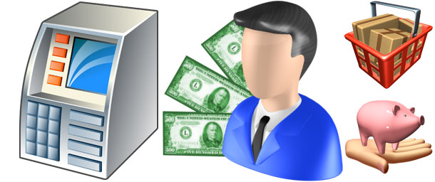 Financial Support Clipart 3d Financial Clipart
