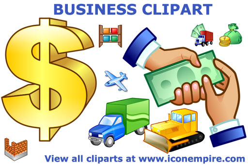 Business Clipart 1.0 full