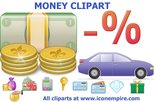 Money Clipart screenshot