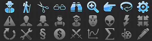 Tab Bar Icons